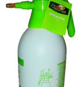 Sprayer, 2ltr pressure sprayer